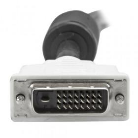 StarTech.com Cavo DVI-D Dual Link per Monitor M/M - Cavo DVI-D per monitor Digitali maschio maschio a 25 pin 2560 x 1600 - 2m