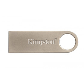 Kingston Technology DataTraveler SE9 16GB 16GB USB 2.0 Capacity Argento