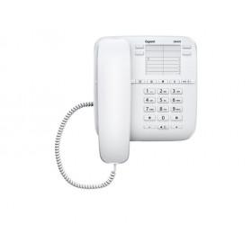 Gigaset DA410 Telefono analogico Bianco