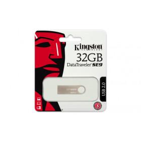 Kingston Technology DataTraveler SE9 32GB 32GB USB 2.0 Tipo-A Beige unità flash USB