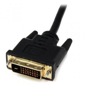 StarTech.com Adattatore cavo video HDMI a DVI-D da 20 cm - HDMI femmina a DVI maschio