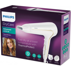 Philips ThermoProtect Ionic Asciugacapelli HP8232/00