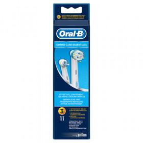 Oral-B Ortho Care Essentials Kit 3 pezzo(i) Bianco