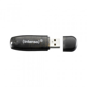 Intenso Rainbow Line unità flash USB 16 GB USB tipo A 2.0 Nero