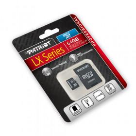 Patriot Memory 64GB microSDXC memoria flash Classe 10