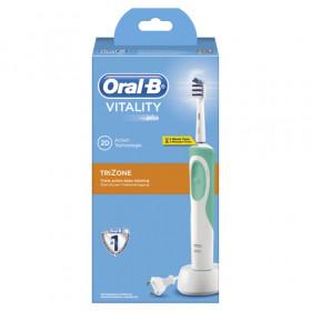 Oral-B Vitality TriZone Adulto Spazzolino TriZone Bianco