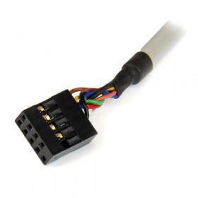 StarTech.com Lettore per schede di memoria multimediali USB 2.0 22 in 1 alloggiamento frontale 3,5'' - colore nero