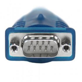 StarTech.com Cavo adattatore seriale USB a RS232 DB9 1 porta - M/M