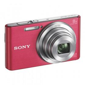 Sony Cyber-shot DSCW830, fotocamera compatta con zoom ottico 8x, Rosa