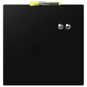 Rexel pannello magnetico nero 360x360mm