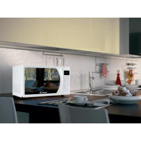 Candy CMW2070DW Piano di lavoro 20L 700W Bianco forno a microonde