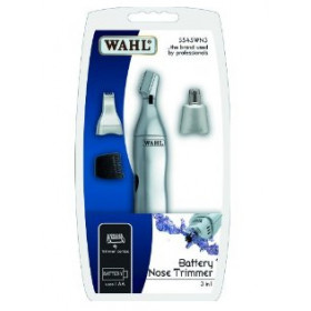 Wahl RIFINITORE TRIMMER 3IN1 WET/DRY BATT.AA SILVER