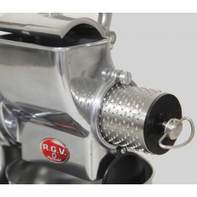 RGV Maxi Vip 8G/S grattugia elettrica Argento