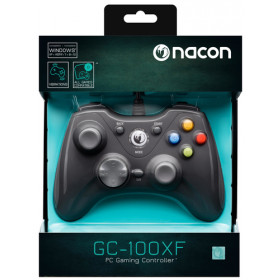 NACON PCGC-100XF Gamepad PC Nero periferica di gioco