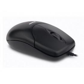 Hamlet Topo usb mouse ottico a 1000dpi 2 tasti e scroll