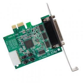 StarTech.com Scheda seriale PCI Express nativa a 4 porte RS-232 con 16950 UART