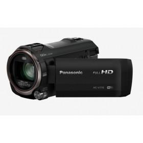 Panasonic HC-V770 12,76 MP MOS BSI Videocamera palmare Nero Full HD