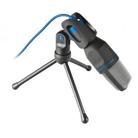 Trust Mico PC microphone Cablato Nero