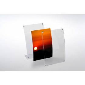 Tecnostyl PFM01 cornice per quadro Trasparente Cornice per foto singola