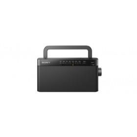 Sony ICF-306 radio Portatile Analogico Nero