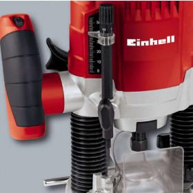 Einhell TC-RO 1155 E router a corrente 1100 W 11000 - 30000 Giri/min Nero, Rosso