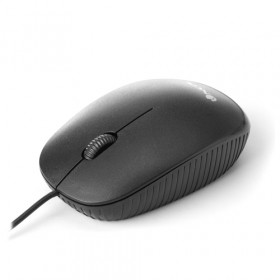 NGS Flame mouse USB Ottico 1000 DPI Mano destra Nero