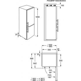 Electrolux EN3618MFX Combinato
