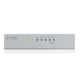 Zyxel ES-105A Non gestito Fast Ethernet (10/100) Argento