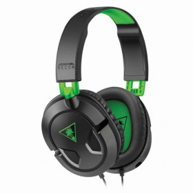 Turtle Beach Ear Force Recon 50X Stereofonico Padiglione auricolare Nero, Verde