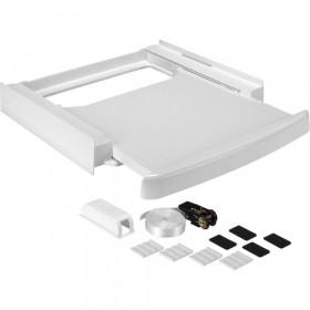 Wpro SKS101 Kit Sovrapposizione universale con ripiano scorrevole