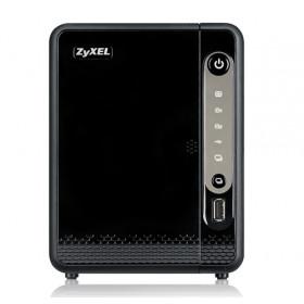 Zyxel NAS326 Collegamento ethernet LAN Mini Tower Nero NAS