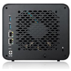Zyxel NAS542 Collegamento ethernet LAN Scrivania Nero NAS