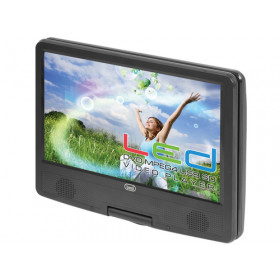 Trevi PDX 1409 Portable DVD player Convertibile Nero 22,9 cm (9