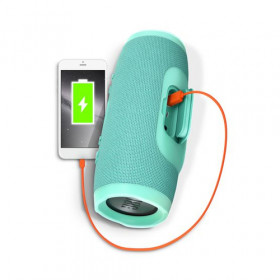JBL Charge 3 Altoparlante portatile stereo 20W Verde
