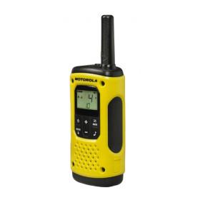 Motorola TLKR T92 H2O ricetrasmittente 8 canali Nero, Giallo