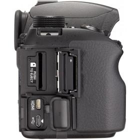 Pentax K-70 Corpo della fotocamera SLR 24,24 MP CMOS 6000 x 4000 Pixel Nero