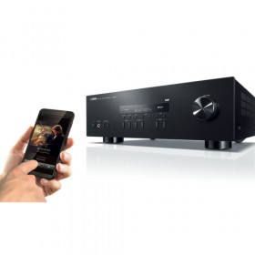 Yamaha R-S202D ricevitore AV Stereo Nero