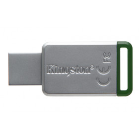 Kingston Technology 50 16GB unità flash USB USB tipo A 3.0 (3.1 Gen 1) Verde, Argento