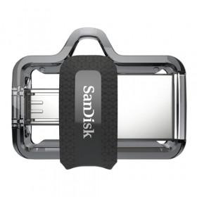 Hama 173384 32GB Capacity Nero, Trasparente unità flash USB