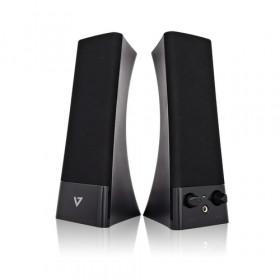 V7 Altoparlanti stereo USB - Per computer desktop e laptop