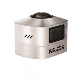 Nilox EVO 360 fotocamera per sport d'azione Full HD CMOS 8 MP 25,4 / 3 mm (1 / 3