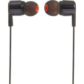 JBL T210 auricolare per telefono cellulare Stereofonico Nero Cablato
