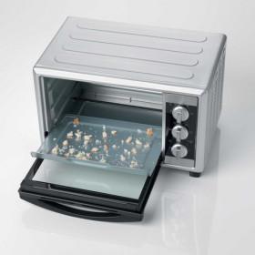 Ariete 985/1 fornetto con tostapane 30 L Nero, Argento Grill 1500 W