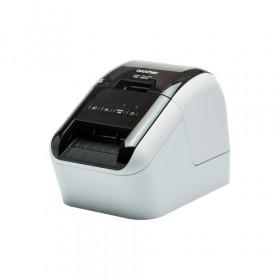 Brother QL-800 stampante per etichette (CD) Termica diretta Colore 300 x 600 DPI