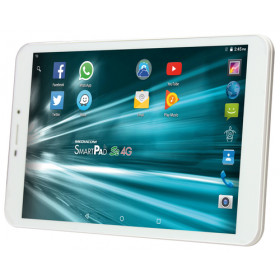 Mediacom SmartPad 4G tablet Mediatek MT8735P 16 GB 3G Bianco