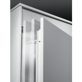 AEG ABE81826NC Incasso Verticale 204L A++ Bianco