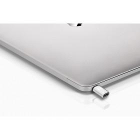 Goobay 56636 cavo di interfaccia e adattatore USB-C USB 2.0 Micro Argento
