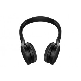 Panasonic RP-HF400BE Stereofonico Padiglione auricolare Nero