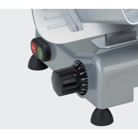 RGV LUCY 22 GS affettatrice Elettrico Argento Alluminio 140 W