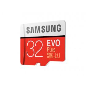 MICRO SD EVO PLUS 32 GB XC, UHS I GRADO 1, 95-20 MB/s, ADATTATORE SD INCLUSO